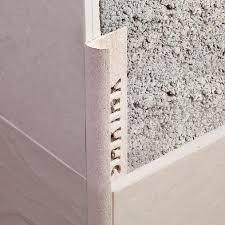 pvc edge trim for tiles outside corner rounded edge eurocorner 171r pvc fn