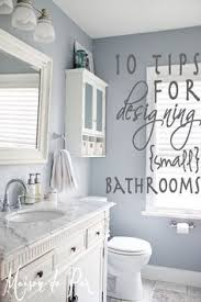 Small Picture 20 Stunning Small Bathroom Designs Grey white bathrooms White