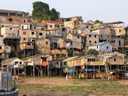Favelas - Manaus, Brazil 2004 | Favela - Homes along river; … | Flickr