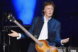 <b>Paul McCartney</b> Reveals Naughty Message in Beatles Song