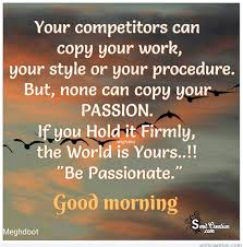 Meghdoot Good Morning Quote