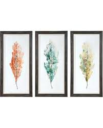 fabulous framed art sets of 3 decorating ideas gallery in dining for wall art designs set  on framed wall art sets of 3 with wall art sets framed canvas art metal wall art decor leaf accents
