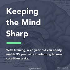 4 Charts Brain Training Age Visualized Science
