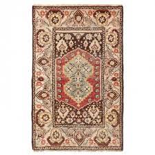 sabideh vintage wool rug 3 5 x5 5