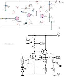 microphone preamplifier circuit circuit diagram and layout modules microphone preamplifier circuit