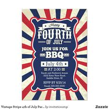 Tips Nice Moment Of 4th Of July Invitations
