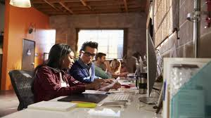 creating office work. Top Tips For Creating An Inspiring Work Environment Office O