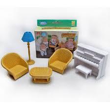 Sylvanian Families Bedroom Furniture Set Set Desk Vanity Mirror For Sylvanian Families Furryville Calico