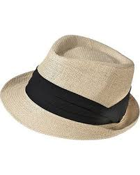 Women\u0027s Straw Fedora Hat with Black Sash - Natural Merona Shopping Special:
