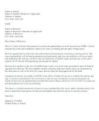 Business Letter Of Intent Template Business Letter Of Intent