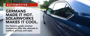 Atlanta Window Tinting for Car & Auto by Solarworks Glass Tinting ...