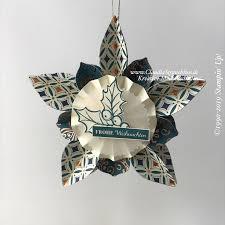 Kreative Machenschaften Weihnachtsstern Mit Festtagsglanz