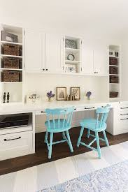 traditional hidden home office desk. kitchen desk painted in benjamin moore simply white oc117 cabinet benjaminmooresiu2026 traditional hidden home office