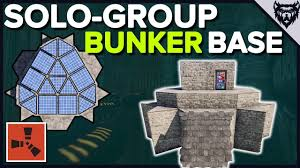 Rust Clan Base Design 2019 Rust Strong Starter To Main Solo Small Group Rust