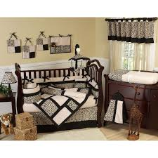 fair image of baby nursery room decoration with jungle themed baby bedding exquisite picture of