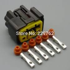 10sets 5 pin automotive waterproof wire connector 1 1718806 1 car shipping 100sets 6 pin 6 way car electrical motorcycle connector plug automotive auto waterproof female