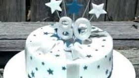 Birthday Cake Photo For Man The Decor Of Christmas