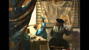 Vermeer Painter Of Light Johannes Vermeer The Art Of Painting