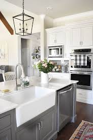 best 25 farmhouse sink kitchen ideas only