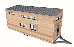 Tiny House Plans   hOMe Architectural Planstiny house SketchUp plans