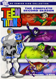 Teen titans series 2