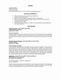 Gym Resume Example Resume Sample Receptionist Elegant Resume Sample Gym Receptionist 2