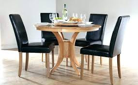round table and chairs dining table chairs set stunning small wood wooden round with