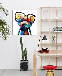 decalmile wooden letters home wall hook creative home accessories wall decoration clothing coat key hook living room bedroom d cor 31 97 on canvas wall art childrens rooms with decalmile cartoon animal frog wearing glasses hand painted oil