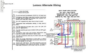 trouble matching lennox wiring to honeywell thermostat borrowed this from a friend here you go