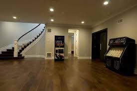 Cork Flooring Basement Stairs With Wood