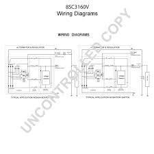 prestolite leece neville 8sc3160v wiring diagram