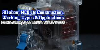 mcb (miniature circuit breaker), construction, working, types Mcb Wiring Diagram Pdf mcb (miniature circuit breaker), construction, working, types & uses electrical technology mcb wiring diagram pdf