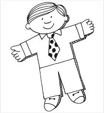 Flat Stanley Template Magnificent Flat Stanley Template 44 Free PDF Download Sample Templates
