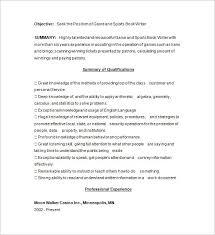 Writer Resume Template Stunning 28 Writer Resume Templates DOC PDF Free Premium Templates