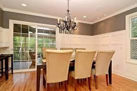 wainscoting dining room. Tall Dining Room Wainscoting N