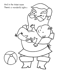 Small Picture Coloring Pages Cartoon Baby Doll Coloring Home