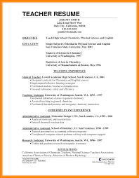 Teachers Bio Data Teachers Bio Data Impressive Resume Samples For