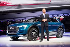 2018 audi e tron. delighful 2018 audi etron quattro reservations kick off in norway and 2018 audi e tron