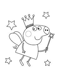 25 Nieuw Peppa Big Kleurplaat Mandala Kleurplaat Voor Kinderen