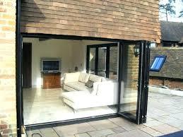 bi fold glass doors good folding glass patio doors for bi fold glass patio doors gallery