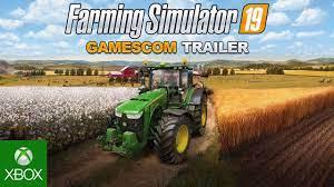 Farming Simulator 19 – gamescom Trailer - YouTube