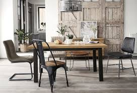 bronx 6 8 seater extending dining table from the next uk