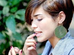 wrinkles around mouth causes