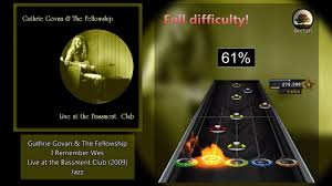 Wes Chart Guthrie Govan The Fellowship I Remember Wes Chart Preview Clone Hero