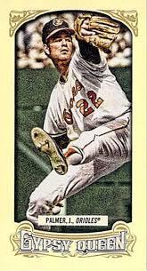 Amazon.com: 2014 Topps Gypsy Queen #10 Jim Palmer Orioles MLB Baseball Card  NM-MT: Collectibles & Fine Art