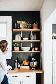 kicthen storage decorative shelving kitchen storage best 25 diy kitchen shelves ideas on