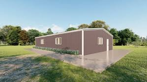 40x60 metal building package compare