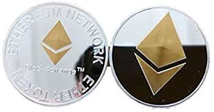 Ethereum is the most actively used blockchain. Amazon Com Ether Token Set Of 2 Coins Crypto Currency For Ethereum Network Toys Games