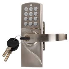 Decorating electronic keyless door lock pictures : Door Handle. door lock handle: Digital Electronic Keyless ...