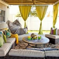 Decorating: Colorful Moroccan Outdoor Spaces - Moroccan House